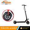 Fashionable 2 wheel stand up electric scooter/ electric stand up scooter with CE