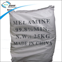 Best Quality Melamine 99.8 Powder Used For Manufacturing Melamine Formaldehyde Resin