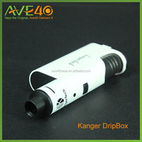 Latest Kanger 75W Authentic kangtech e-cigarette kanger kit, kanger dripbox Starter Kit