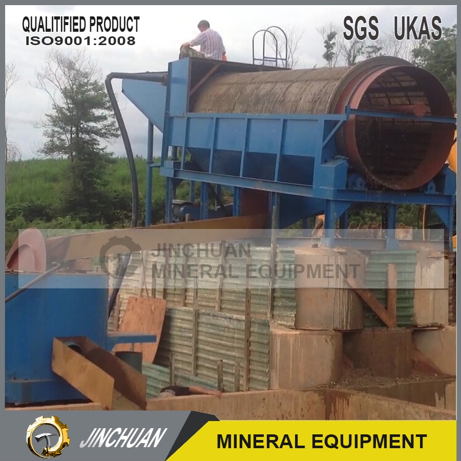 100 tons per hour small scale gold ore processing plant