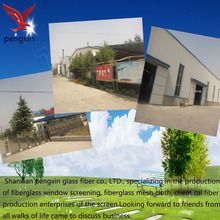 Fiberglass Mosquito Insect Window Screen factory