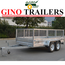 tandem axle trailer 240v motor for treadmill with best price
