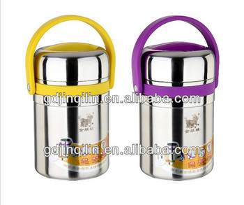 hot selling stainless steel flask thermal food warmer container from China