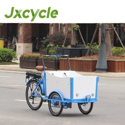 Showy pedal cargo tricycle van cargo tricycle electric tricycle cargo