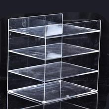 Convenient Clear Acrylic Storage Box Makeup Display Hot Sale In Shops
