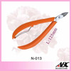 Orange Color Soft Touch Handle Nail Nipper