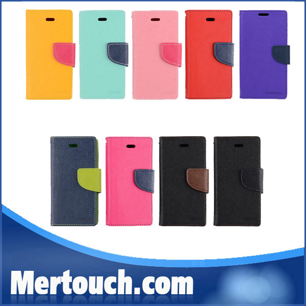 for Samsung Galaxy S3 Mercury rainbow wallet flip leather magnetic case