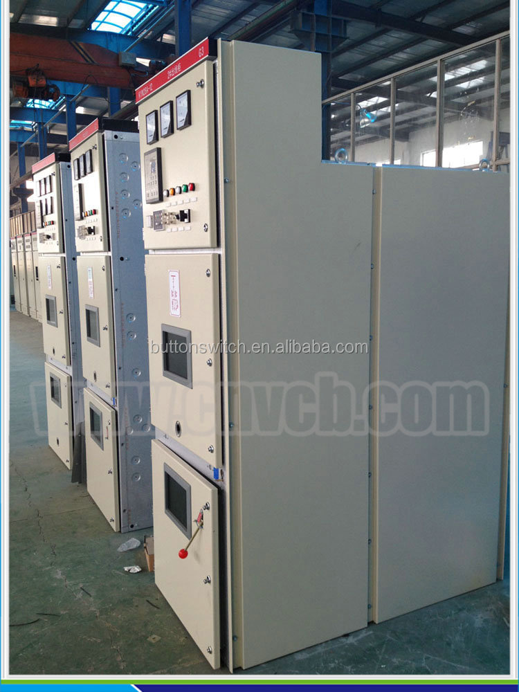 SW12 price for HXGN-12 fixed type AC metal enclosed low voltage switchgear ring network cabinet