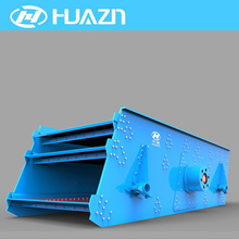 China High Throught Mining Vibrator Screen/Mineral Sizer