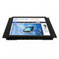 Open Frame Metal Shell Cheap Touch Screen Monitor With 17inch LCD Panel