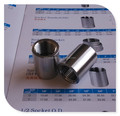 ASME b16.11 stainless steel threaded npt pipe coupling in heavy type