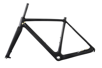 2015 ICANBikes Disc brake Carbon Cyclocross Frame thru axle quick release cyclocross carbon fiber frames