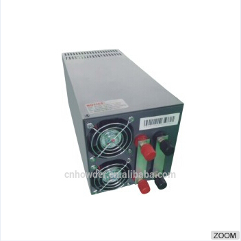 Factory price S-1500 220V AC to 12V 24V 48V DC Dual Switching Power Supply with CE ROHS