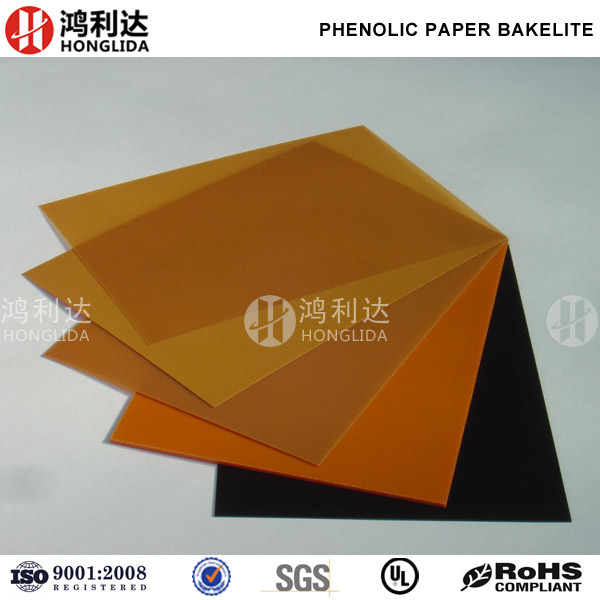 Phenolic resins board paper bakelite