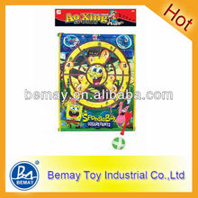 2013 New ! Children shooting games plastic targets for shooting (246120)