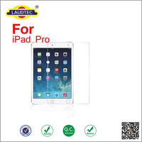 0.3 mm clear tempered glass screen protector for ipad Pro