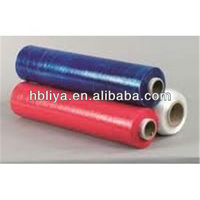 LDPE/HDPE plastic color stretch wraps films