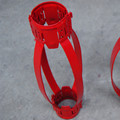"API 10D 4 1/2"" ~ 20"" high restoring force Hinged type Bow Spring Centralizer"