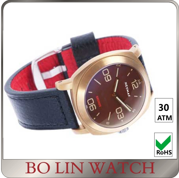 CuSn8 Bronze Watch Diver, Automatic Watch CuSn8 Bronze Case, CuSn8 Bronze Watch Super Luminous