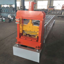 steel plate machine rain gutter making machine manufacturer