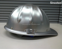 Aluminum industry safety hard hat industry helmet