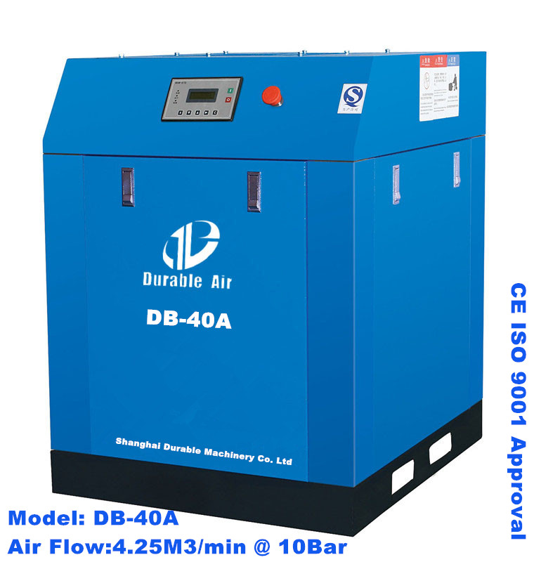 Durable 40hp Industry electric dorin compressor