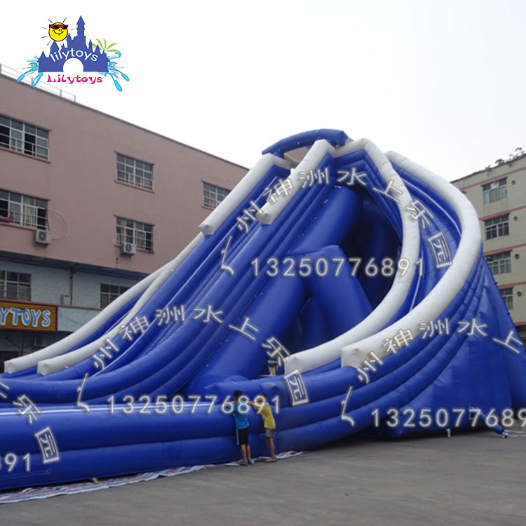 lilytoys cheap 1000 ft slip n slide inflatable slide the city,adult size inflatable water slide for sale