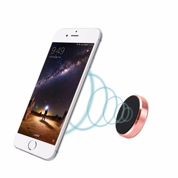 Universal Magnetic Sticky Phone Holder Mount Stand For iPhone 6 6S