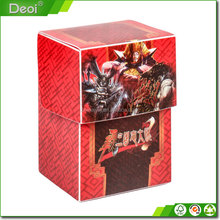 2016 Hot Sale plastic cosmetic packaging box