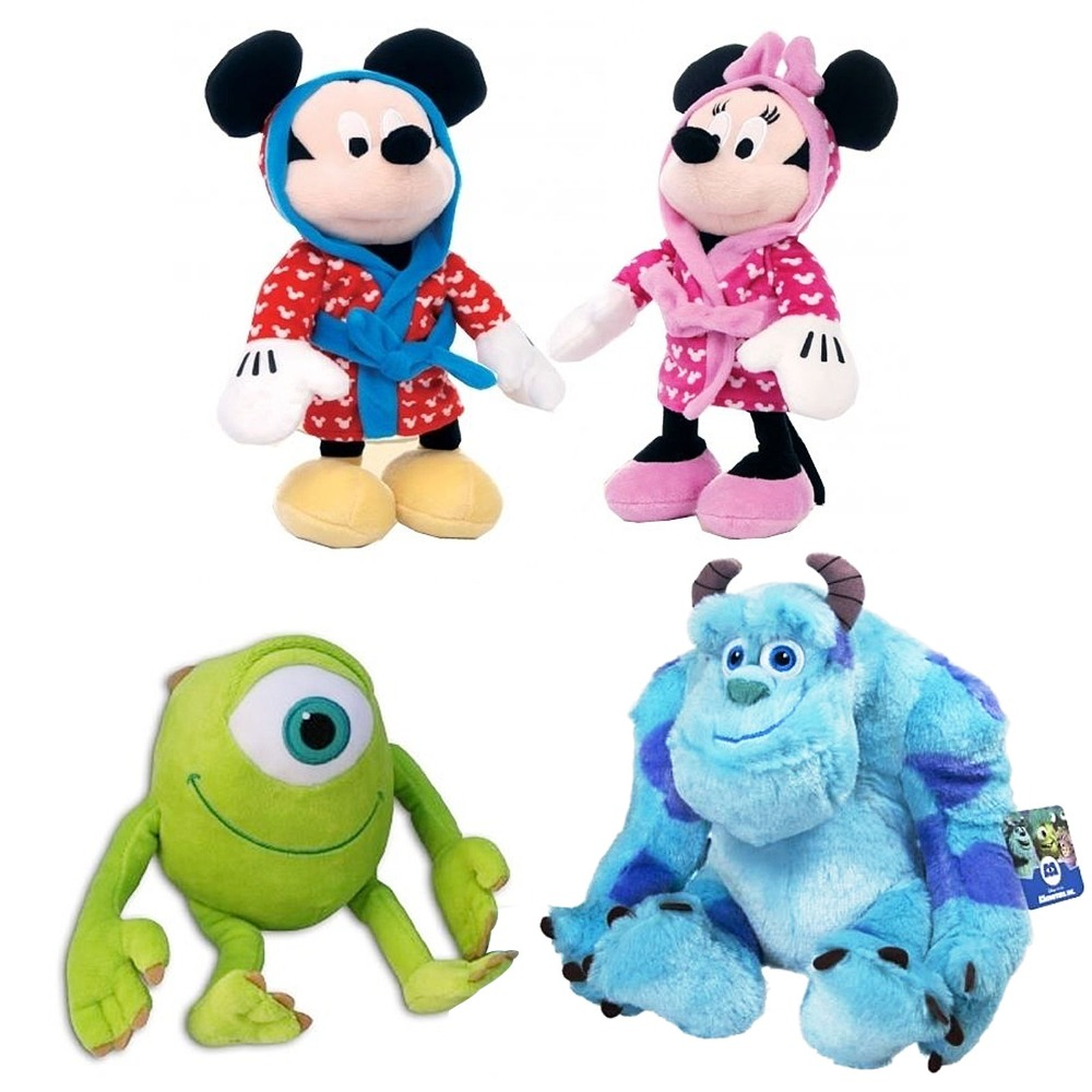 Free sample plush stuffed stock toy/custom plush toy made in China/sound chip for plush toy and doll