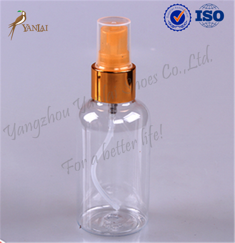 Disposable Hotel small plastic spray bottle