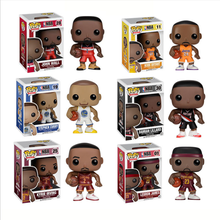Funko POP NBA Damian Lillard Lebron James Kobe Bryant Collectible Vinyl Figure