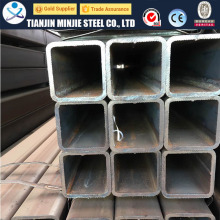 hollow section galvanized pipe tube square uniform thickness of high quality steel pipe