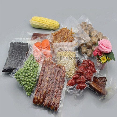 Anti-moisture Food Packing Vacuum Pouch Custom Printed Snack Bags