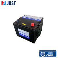 Specialized 12v 100ah automotive mf battery for factory