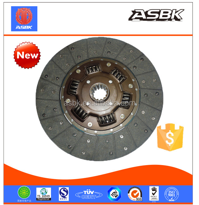 Chinese manufacturer clutch assembly clutch disc friction type for 312502123 with high quality