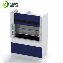 Laboratory Furniture Fume Hood With Sink Fumehood
