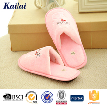 attractive pleasing endearing animal cat shaped slippers