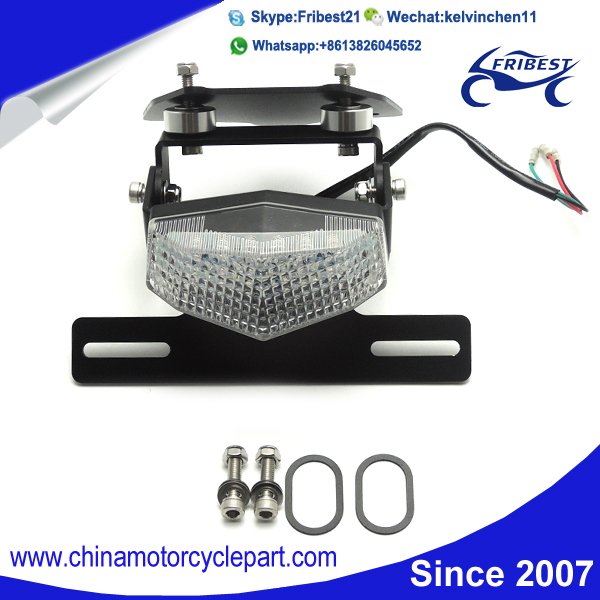 """ Motorcycle LED License Plate Led Light for HONDA NC700 NC750 S/X 2012-2015 """