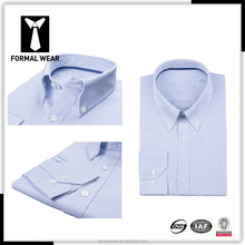 Tailor made high quality cotton button down men's dress shirt