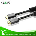High Quality 1.4V Gold Plated HDMI Cable With Ethernet Supports 3D 1080P 2Kx4K - for HDTV LCD LED XBOX PS3 BLURAY