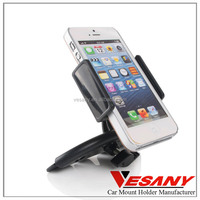 Vesany Shenzhen Vesany new design high quality universal cd slot cell phone car holder