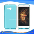clear Transparent tpu soft cell phone case for HTC ocean tpu cover