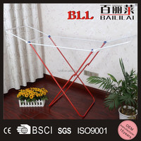 Metal Wire Display Stand Display Shelves For Dry clothes