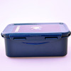 airtight fresh plastic food container storage box