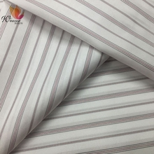 Senior Sleeve Lining For Mens Suit 100% Polyester Point Stripe Shirt Sleeve Lining Fabric