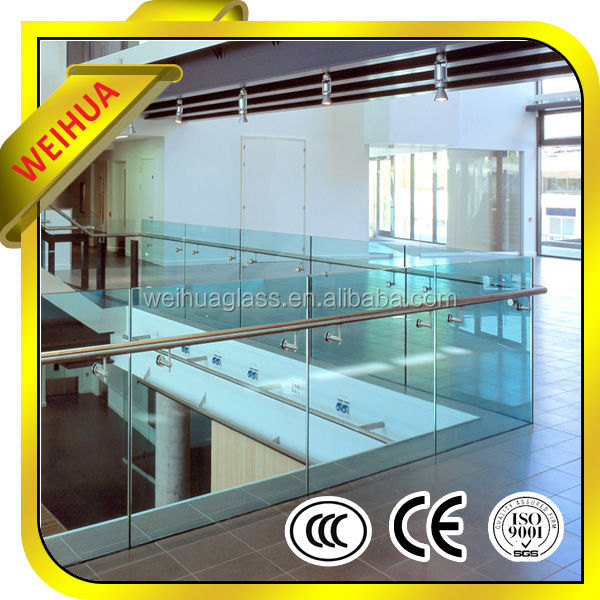 high strength tempered glass for fence panels