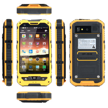 JEASUNG A8 3G Quad Core Outdoor Android 4.2 Dual Sim IP68 Waterproof Rugged Smartphone