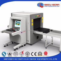 Custom,Metro,Hotel X Ray Luggage Inspection Scanner Machine
