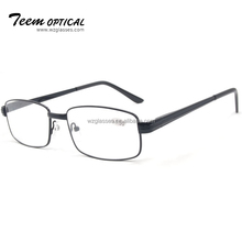 2018 Hot selling metal frame Retro optical frame competitive metal reading glasses
